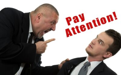 How to Get Your Staff to Pay Attention
