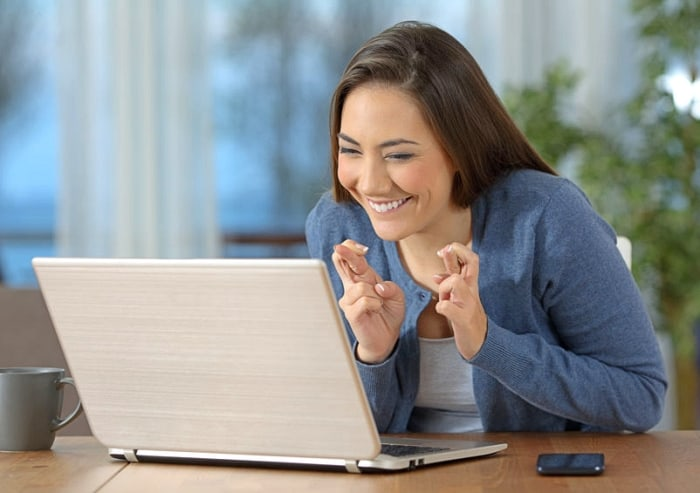 """Does """"Crossing Your Fingers and Hoping for the Best"""" Work?"""